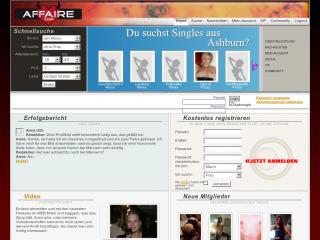 AFFAIRE - Die Kontaktbörse