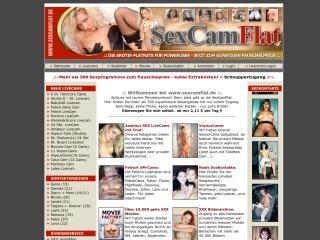 Sexcamflat - Die Erotik Flatrate